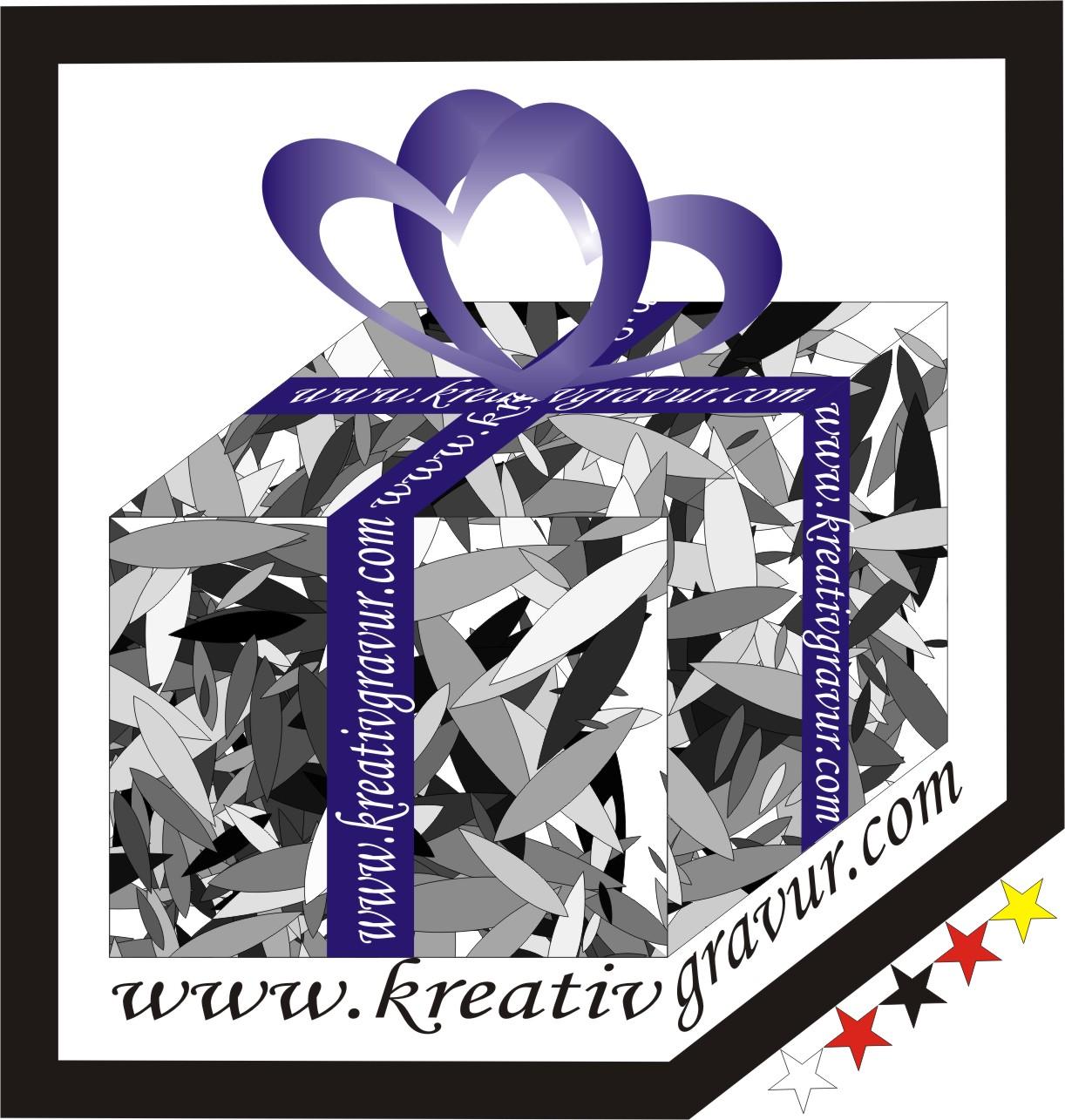 kreativgravur - Mit Liebe gemachte Geschenke, Deko und mehr-Logo